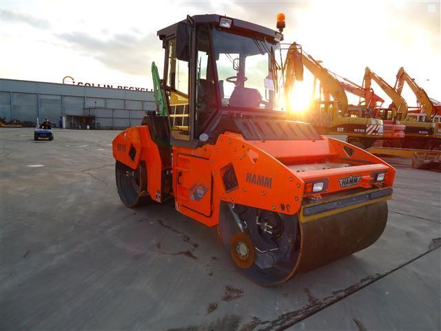 Аренда катка Hamm HD 90 - 9,5 тонн