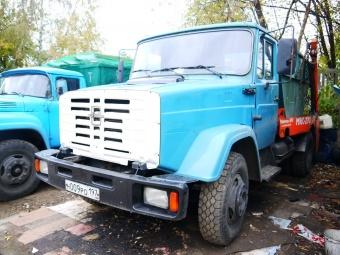Аренда мусоровоза Бункеровоз ЗИЛ - 8м3 (5 тонн)